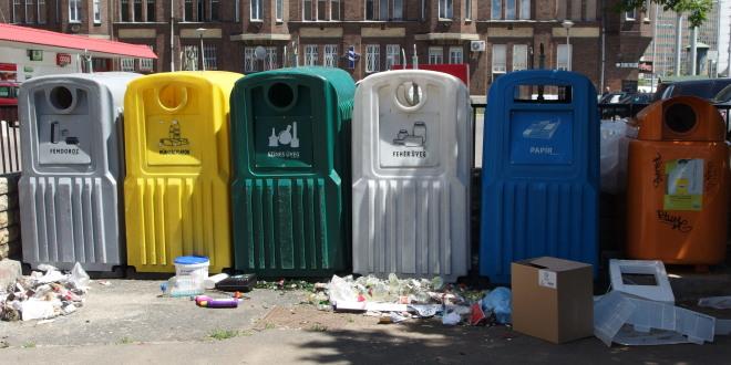 Smaltimento di rifiuti urbani: è un Europa a due velocità