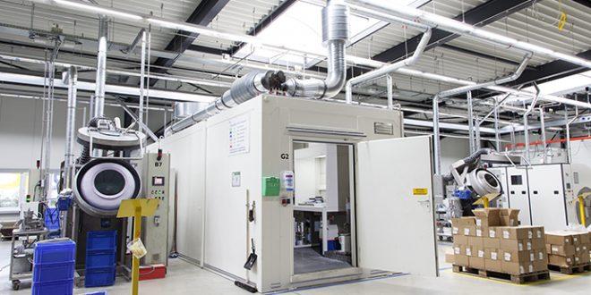 Stoccaggio di vernici: APO investe in una maggiore sicurezza per operatori e ambiente