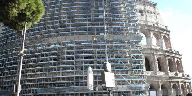 Roma: il sindaco in America a cercare sponsor…per il restyling dei monumenti