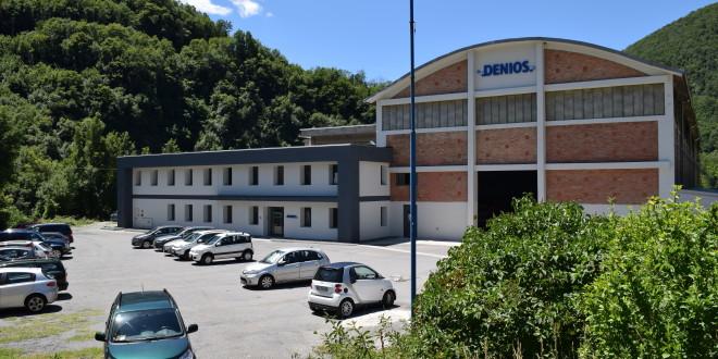 DENIOS.it: la piattaforma informativa del leader di mercato nello stoccaggio di sostanze pericolose