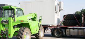 Impianto per lo stoccaggio di batterie agli ioni di litio per KTM