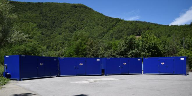 I depositi di stoccaggio realizzati da DENIOS Italia per UMEVA