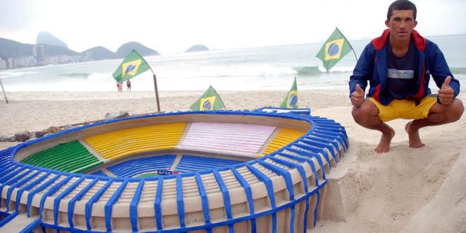 Al via la coppa del mondo in Brasile: i mondiali eco-sostenibili