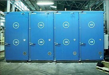 Una quadrupla camera termica per CEPSA España