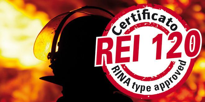 REI 120: il significato ed il percorso della certificazione