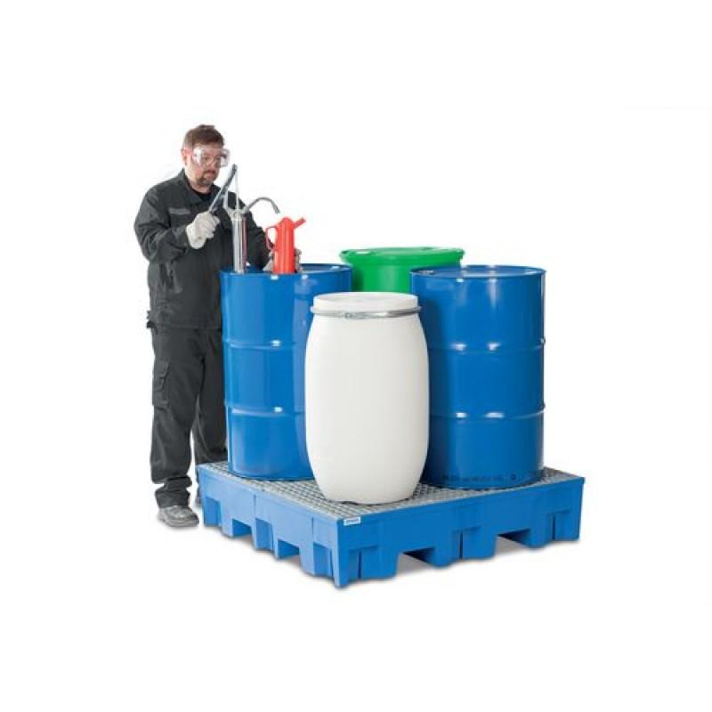 vasca-di-raccolta-in-plastica-polysafe-euroline-tipo-f4-200-w-per-4-fusti-con-grigliato-zincato-32